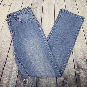 38e403755e8 Women s Jones New York Lexington Straight Jeans on Poshmark